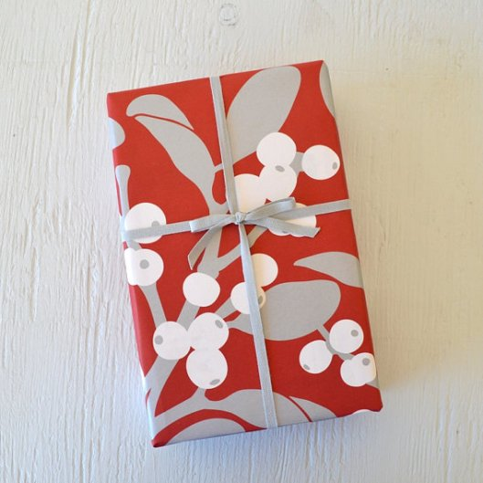 Paper and Present - Berries Gift Wrap, $10 roll