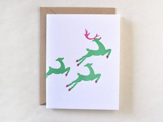 Studio Slo Mo - Reindeer, $5