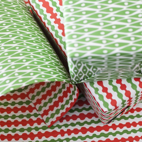Smock Paper - Festoon Wrap, $9 for 2 sheets