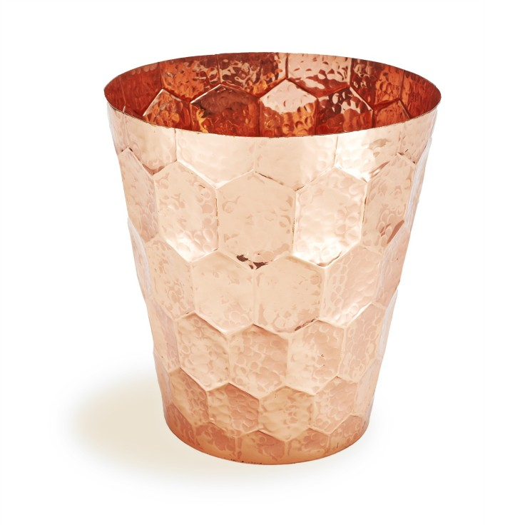 Tom Dixon Hex Champagne Bucket, $235