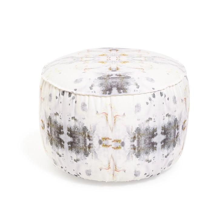 Eskayel Roman Round Ottoman, $695