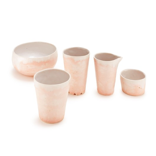 Ash Cloud Ceramic Set, $24 and up