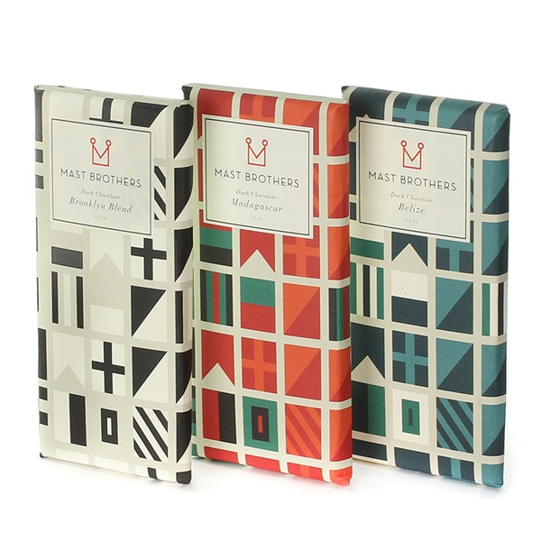 Mast Brothers' Chocolate, $10