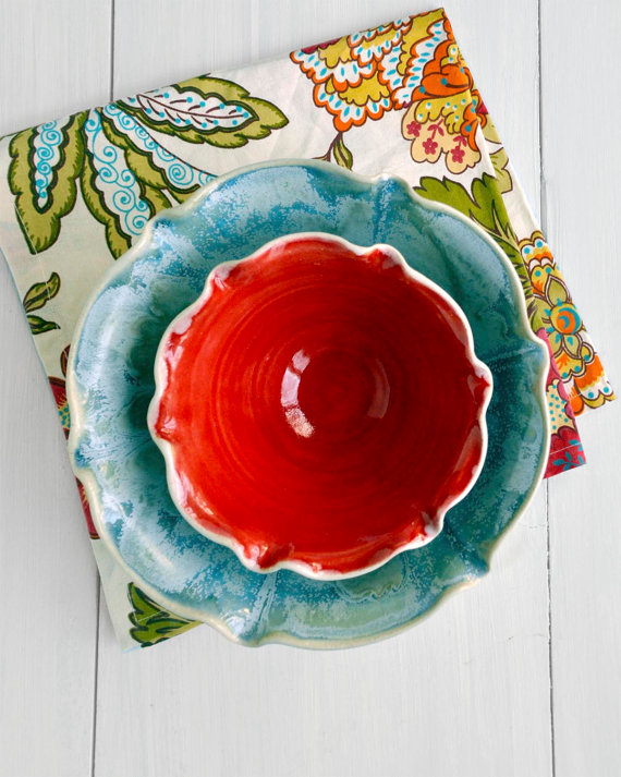 Nesting Bowls set of 2, $48