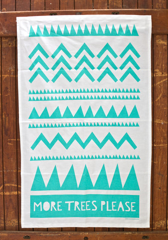 Forrest Tea Towel, £6