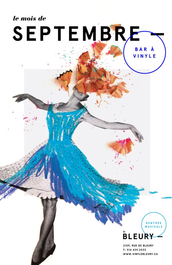 Le Bleury Poster 3