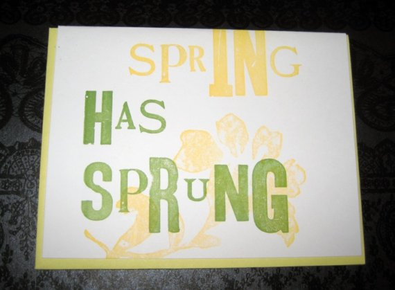 hyc Creative - Spring Has Sprung, $5
