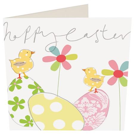 Caroline Gardner - Chicks & Eggs, £2.50