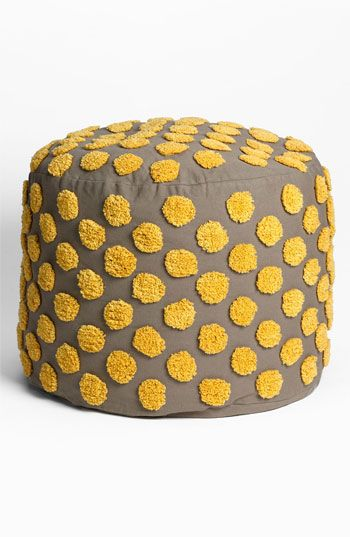 Tufted Spots Ottoman