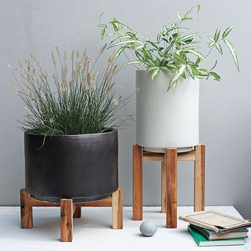 Pigment - Cercle Planters (bases sold separately)