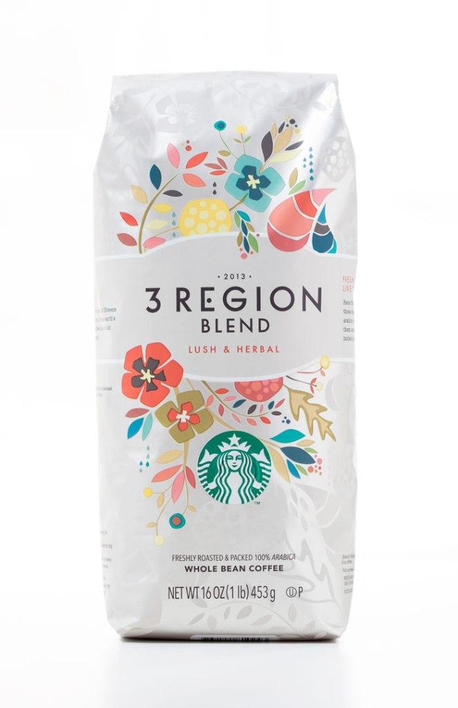 Starbucks - 3 Region Blend, $13
