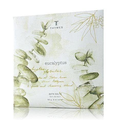 Thymes - Eucalyptus Bath Salts, $5