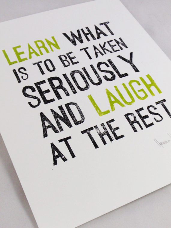 Learn and Laugh