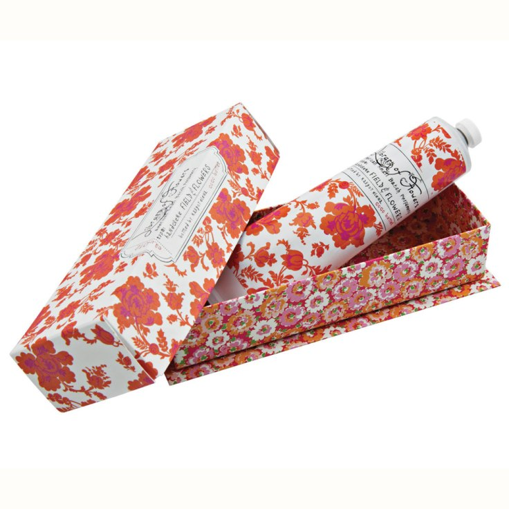 Library of Flowers - Field & Flowers Handcreme, $24