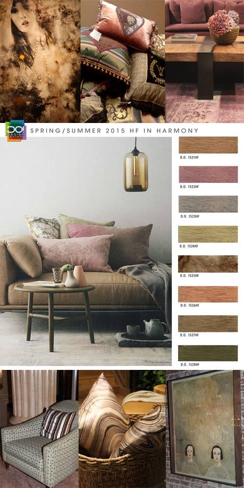 Spring Summer 2015 Interior Trends From Design Options