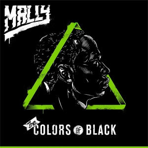 Mally_Colors of Black Album Art