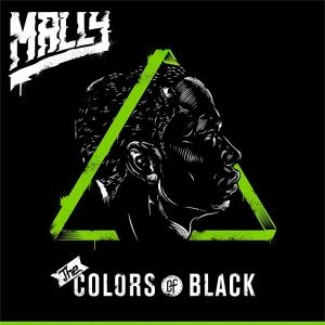 Mally_Colors of Black Album Art