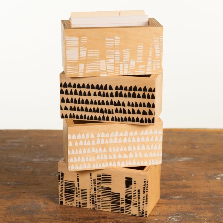 Recipe Box, $28