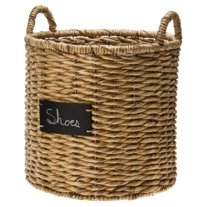 Smith & Hawken - Round Basket, $39.99