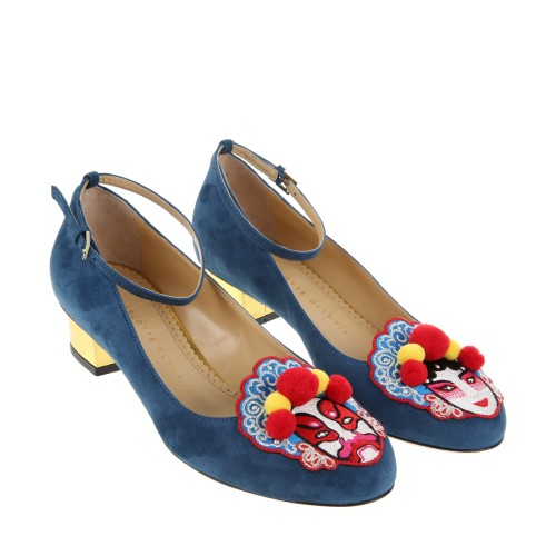 Charlotte Olympia Court Shoes, €670