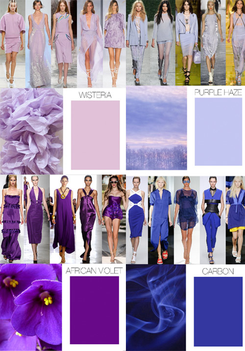 Spring 2015 Fashion Color Forecast From Trend Council