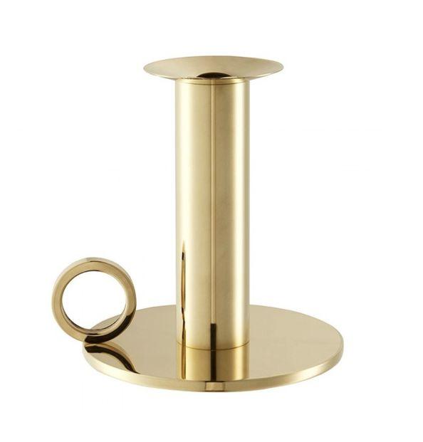 Sigurd Persson - Brass Chamberstick, $131