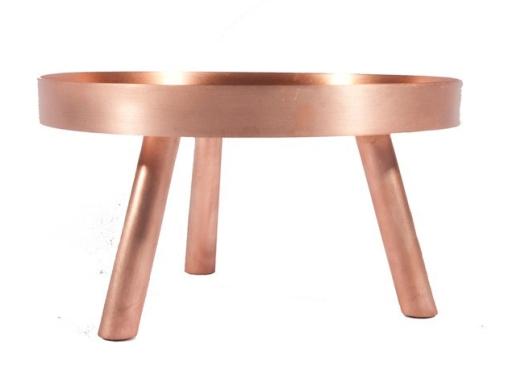 Felicia Ferrone - Lift Copper Fruit Bowl, $260