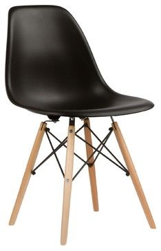 Poly & Bark - Set of 2 Eames-style chairs, $138