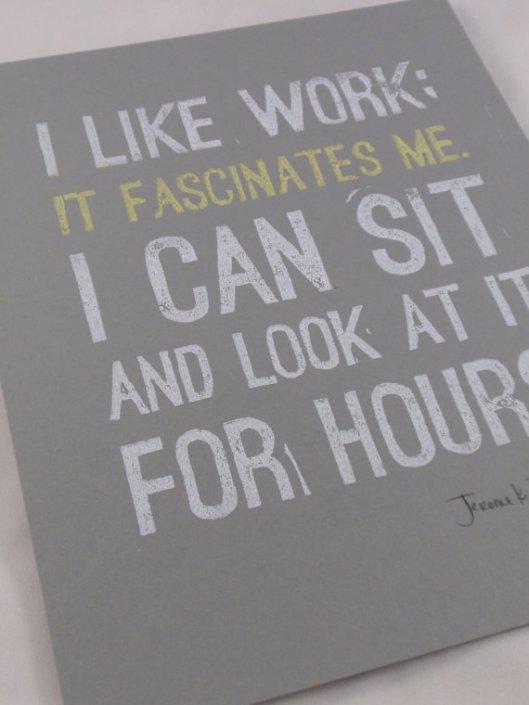 i Like work