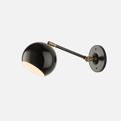 Schoolhouse Electric - Isaac Sconce, $130