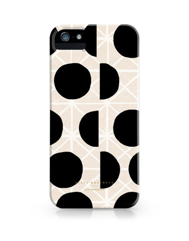 Julia Kostreva - Dot iPhone 5 Case, $38