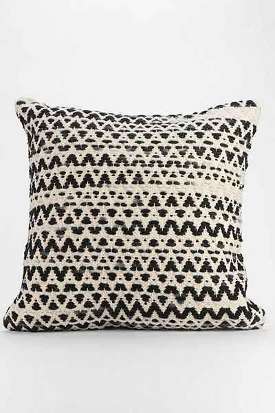 Urban Outfitters - Diamond Stripe Pillow, $69