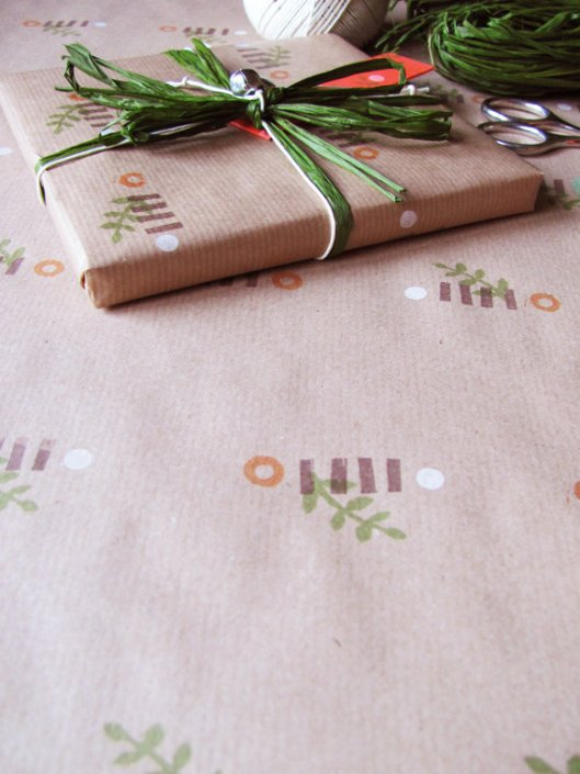 Pemberly Pond, Italy - Gift wrap set, $8.32
