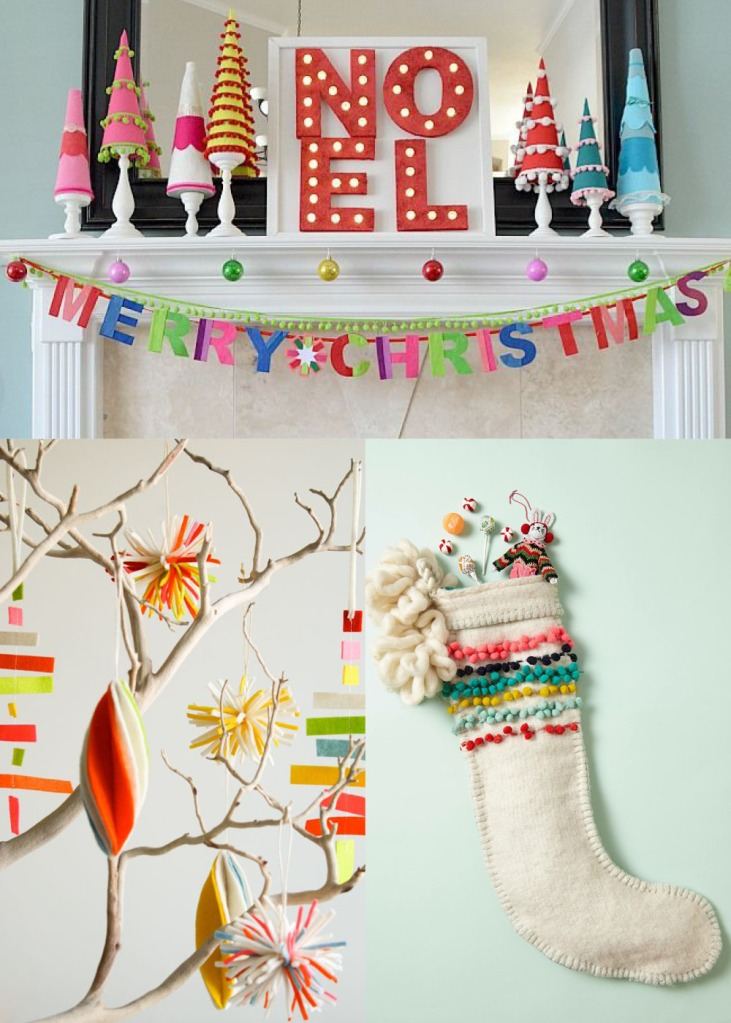 Colorful Xmas Decor2