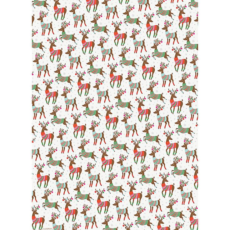 Paper Source - Dashing Reindeer, $7.95