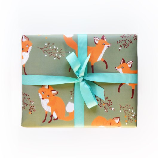 Sea Urchin Studio - Fox, $8.50