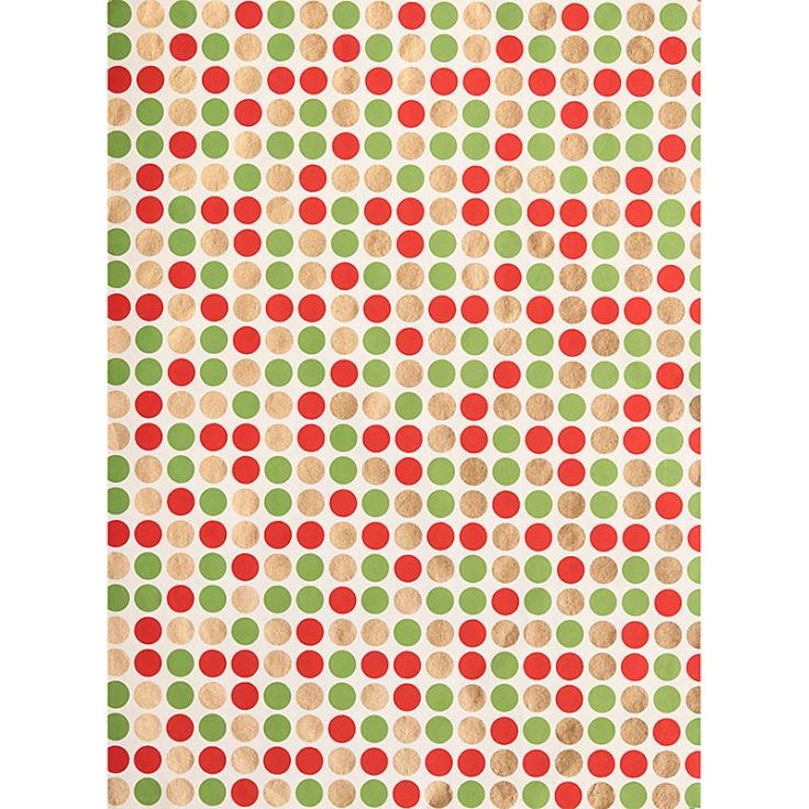 Paper Source - Dots, $4.95