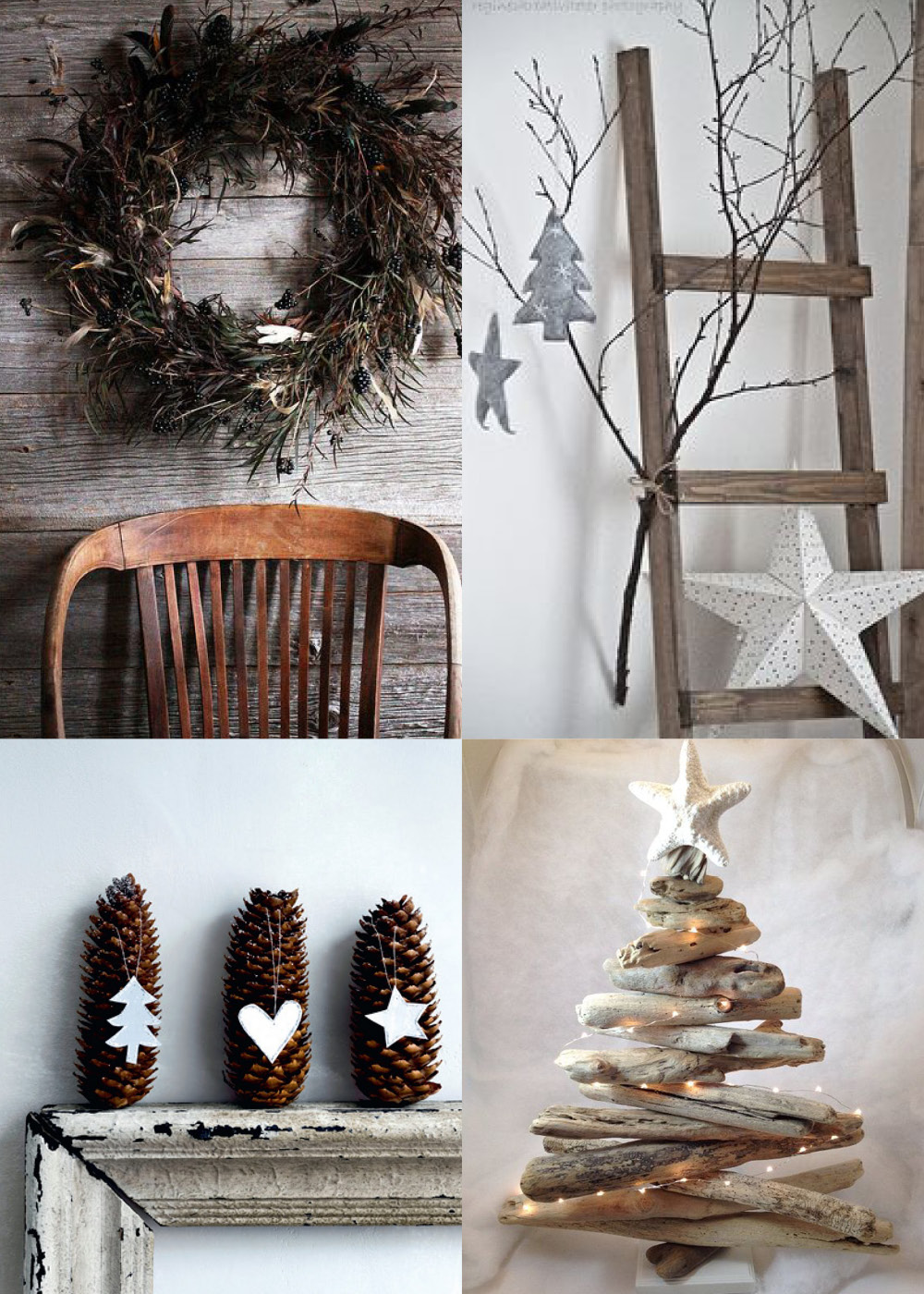 Rustic christmas decorations - Rustic Christmas Decorations Photo 14