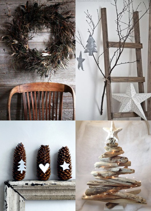 Rustic Xmas Decor