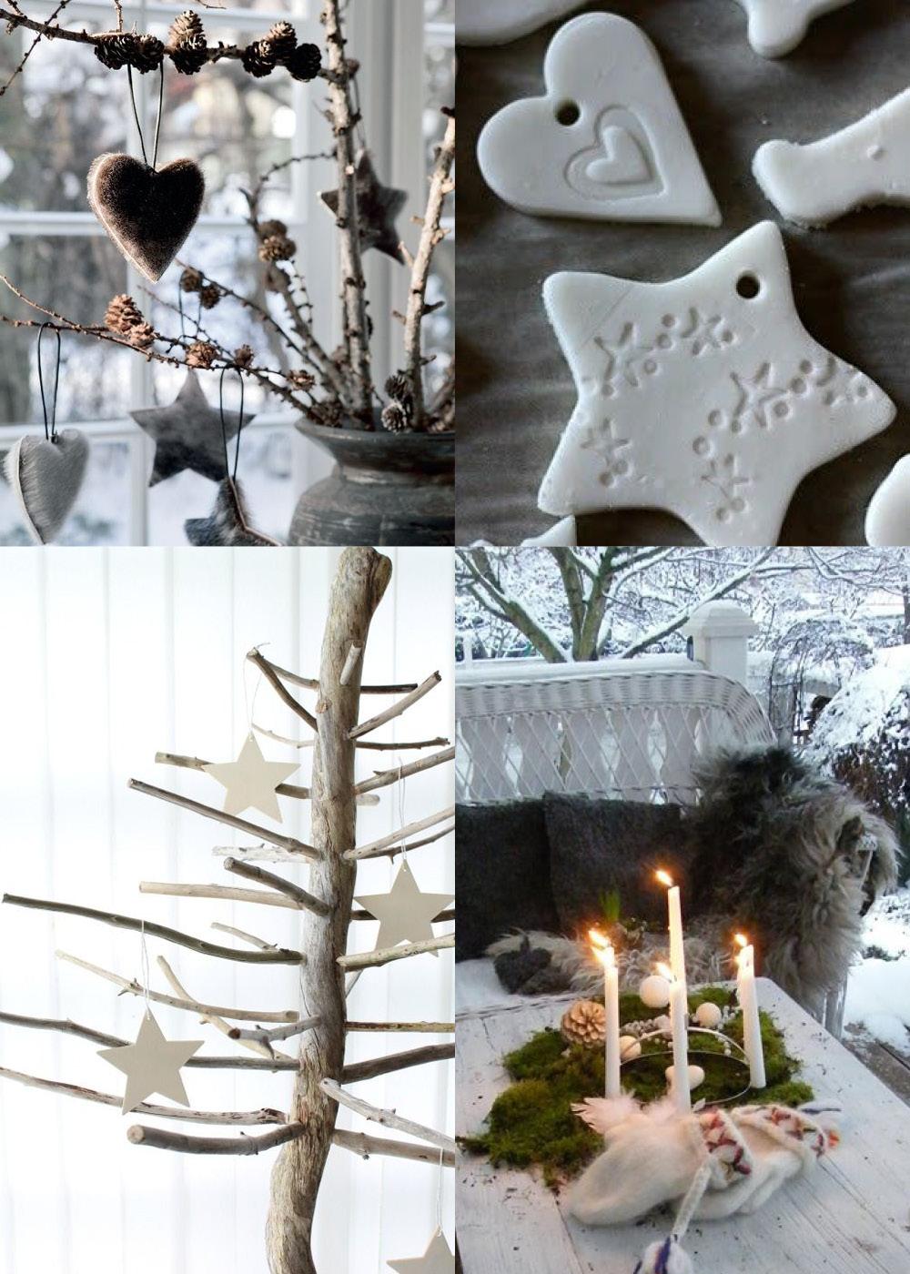 modern rustic christmas decor  u2013 blue bergitt