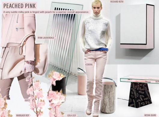 Color Trending Pink: Pastels! Spring 2016 Color Trends From Trendstop