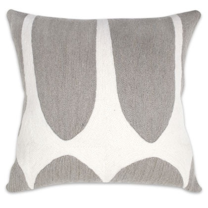 Jonathan Adler Brasilia Diamonds Pillow, $165