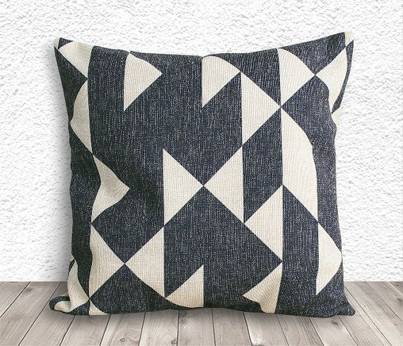 5C Home Decor Geo Pillow Cover, $15