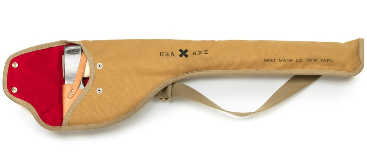 Duck Canvas Axe Case, $110
