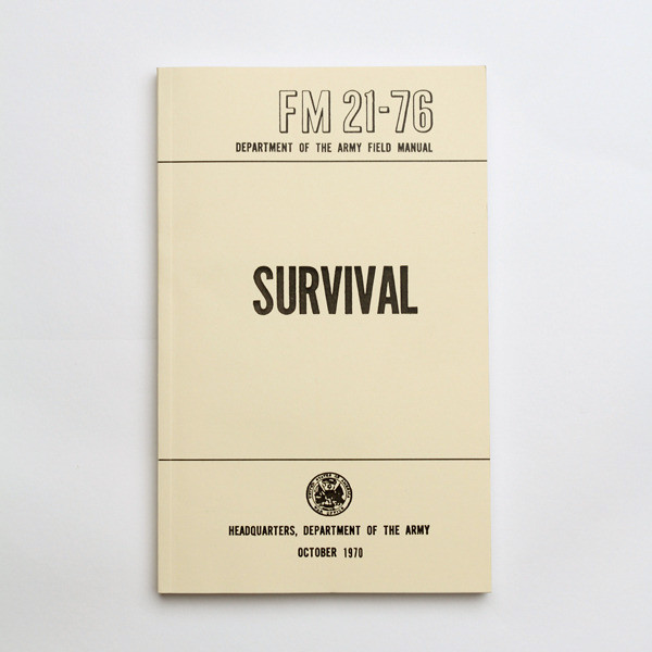 US Army Field Manuals (set of 3), $22