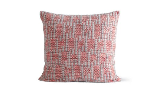 DSW Winter in Holland Pillow, $160