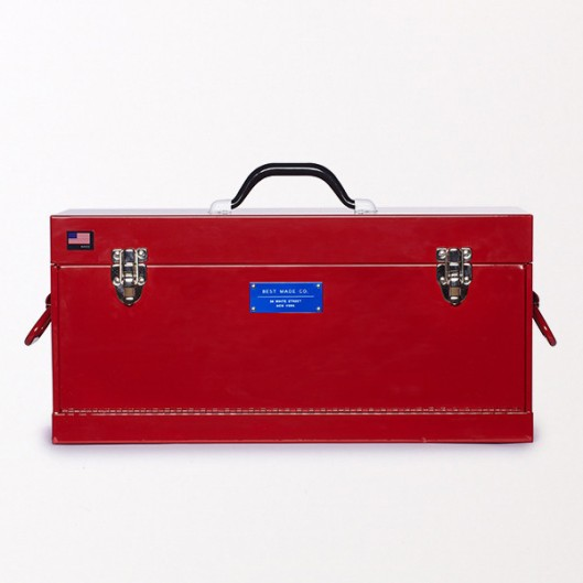 Front Loading Toolbox, $94