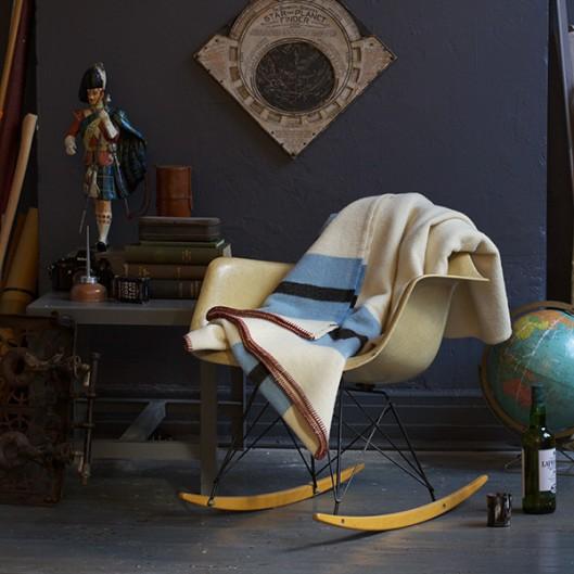 Warm Wool Blanket, $225