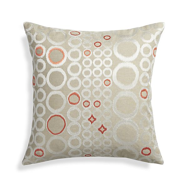 "Yana 20"" Pillow, $59.99"