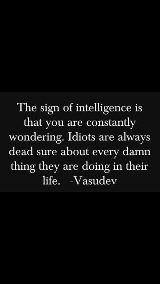 Vasudev Quote